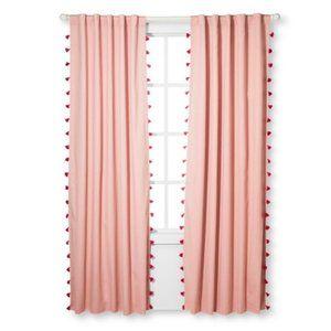 New Boho Tassel Curtains